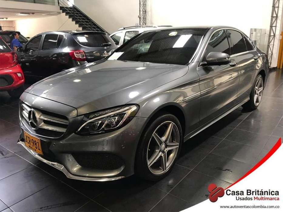 Mercedes-Benz Clase C 2017 - 42264 km