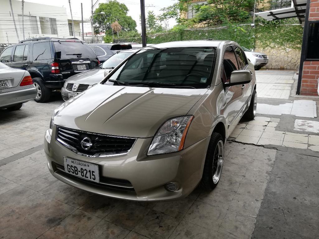 Nissan Sentra Sport 2012