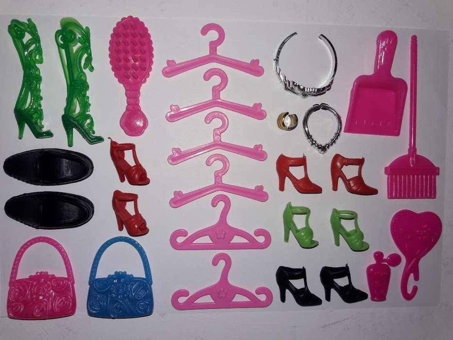 Zapatos Y Accesorios Barbie O Similar
