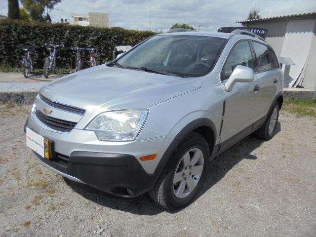 Chevrolet Captiva 2010 - 63360 km