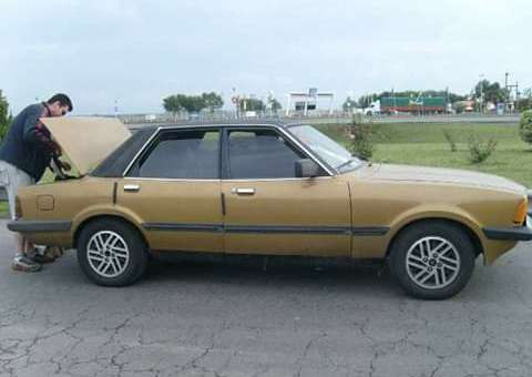 <strong>ford</strong> Taunus 1984 - 3333 km