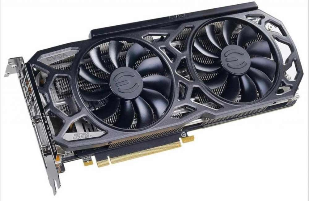 Evga Geforce 1080 Ti Sc2