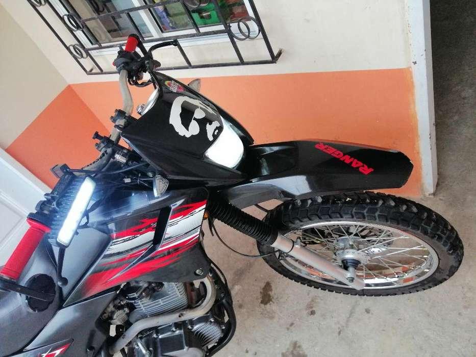 Vendo Moto 200 Cc