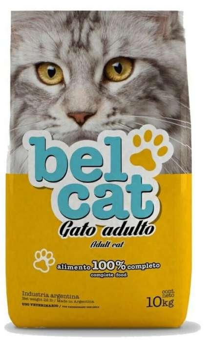 Bel Cat Gato Adulto X 10kg