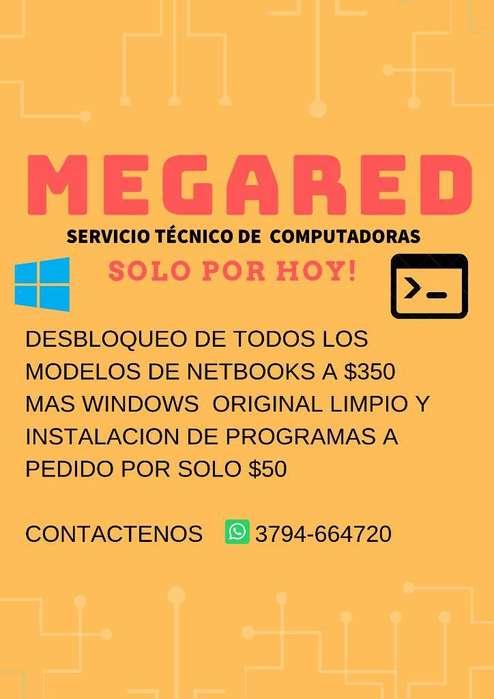 Reparación de Computadoras Oferta