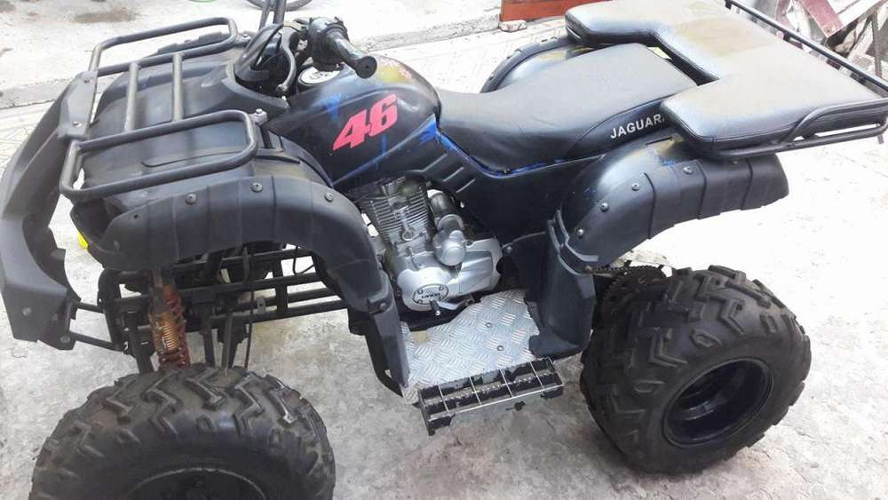 CUATRICICLO JAGUAR ATV CILINDRADA 200