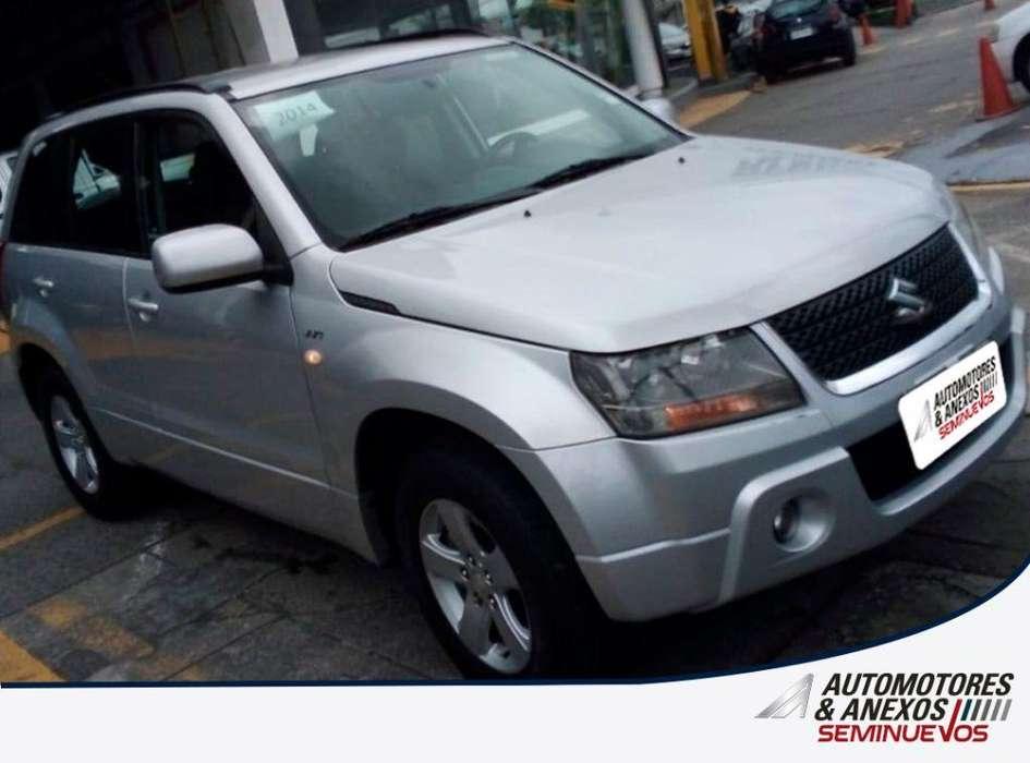 Suzuki Grand Vitara SZ 2014 - 136890 km