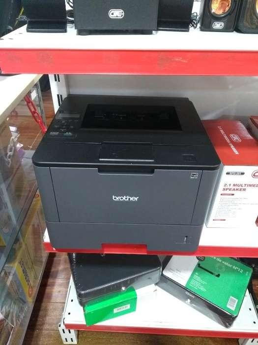Impresora Laser Negro