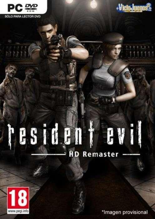 Resident Evil Remaster Pc