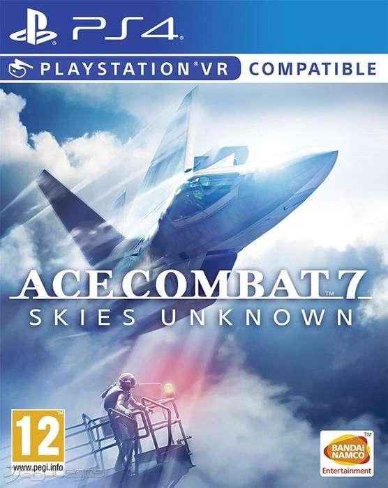 Ace Combat 7 PS4