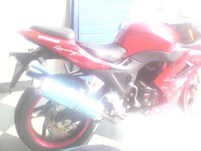 MOTO PISTERA 250 motor JAPAN