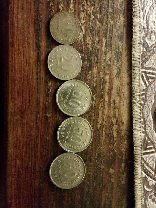 Lote Monedas 1954