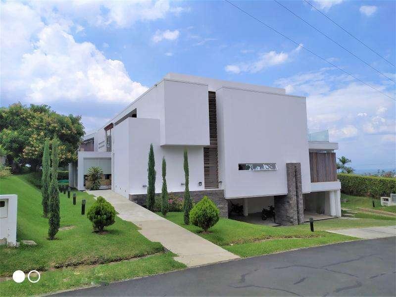 Casa Condominio En Venta En Cali Pance Cod. VBEHA818