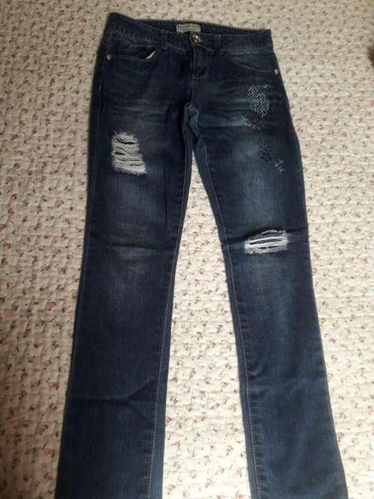 Pantalón de Niña Guess Talla12