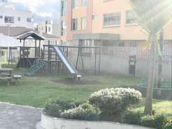 Cómodo departamento de Renta sector Jardines de Amagasí