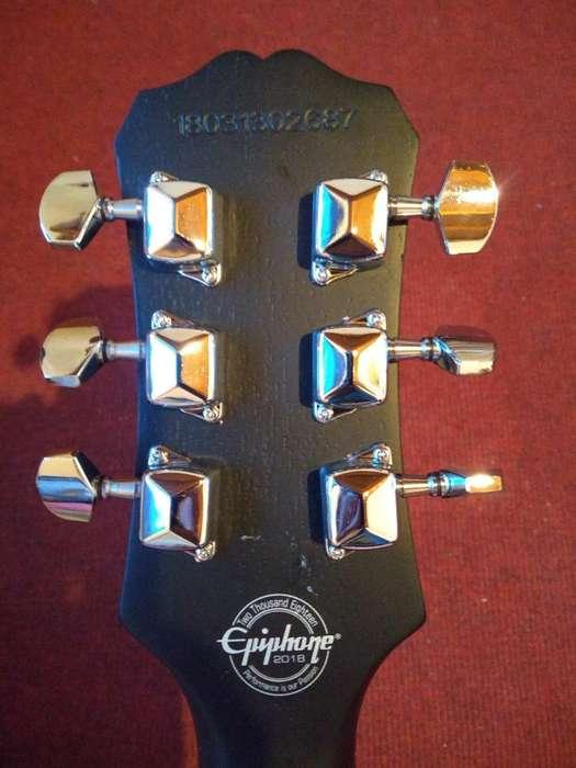 Permuto Guitarra Nueva