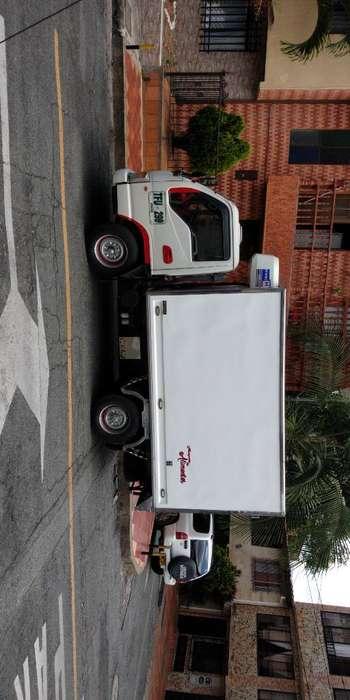 Camion Jac 1035 Congelacion con Trabajo