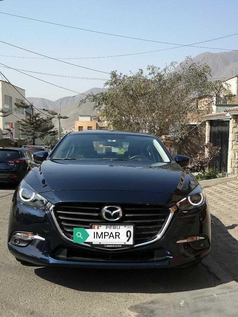 Mazda 3 Modelo 2017 2.0 Skyactive full