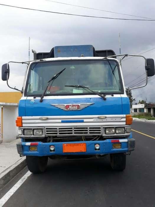 Vendo Camion Marca Hino Año 93