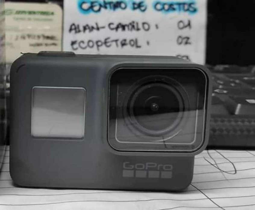 Gopro 5 Black 4k Perfecto Estado.