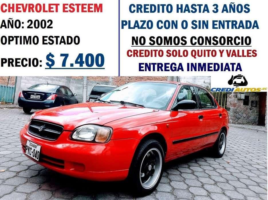 <strong>chevrolet</strong> Esteem 2002 - 240000 km