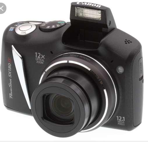Camara Canon Sx130