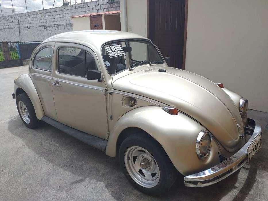 Volkswagen Escarabajo 1981 - 69630 km