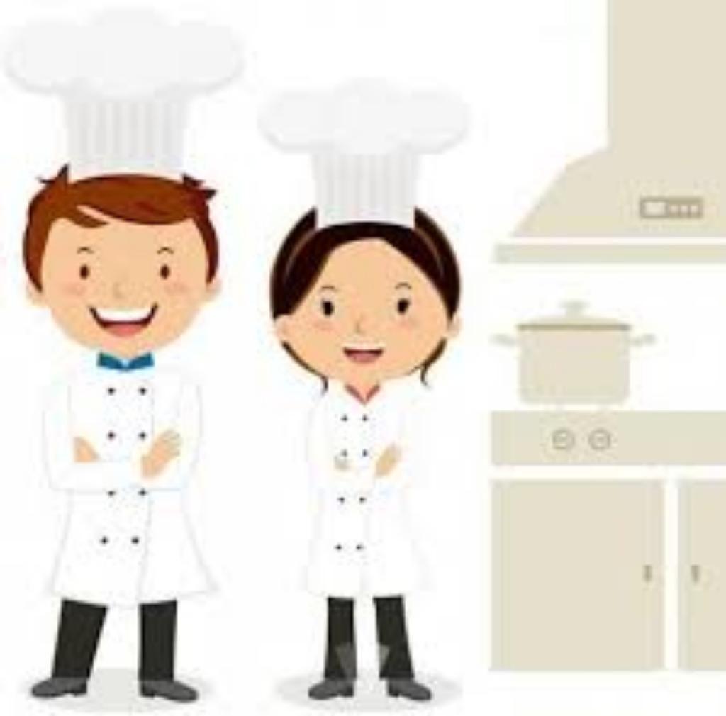 Se Necesita Ayudante de Cocina