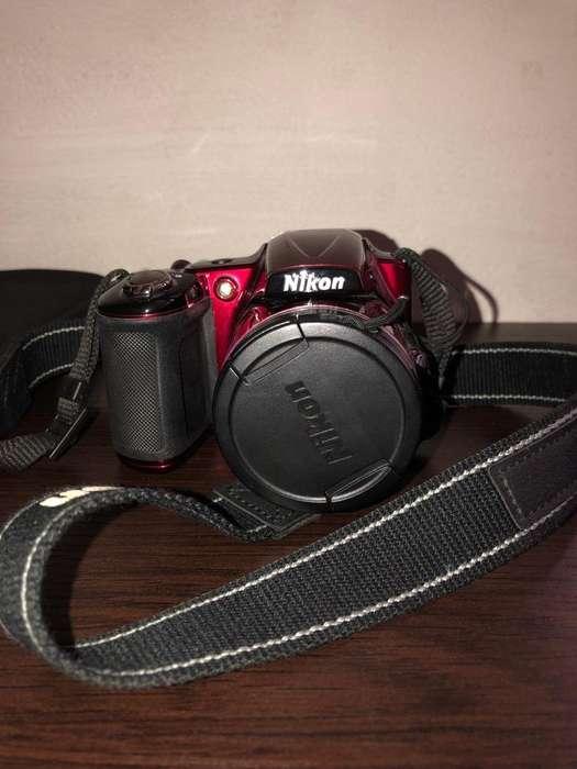 Camara Semiprofesional Nikon
