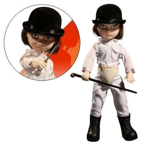 Figura Living Dead Dolls A Clockwork Orange Alex Delarge