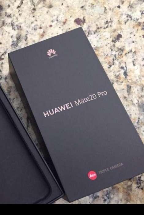 Huawei Mate 20 Pro Casi Nuevo en Caja