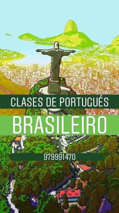 Clases de portugues
