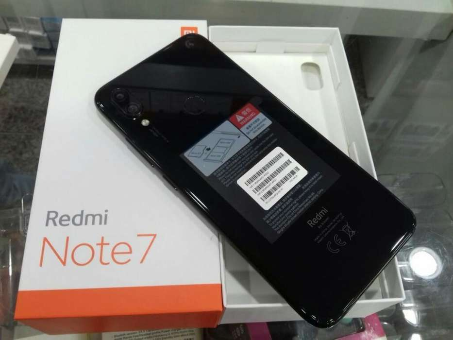 Xuaomi Redmi Note 7 64gb 4gb Ram