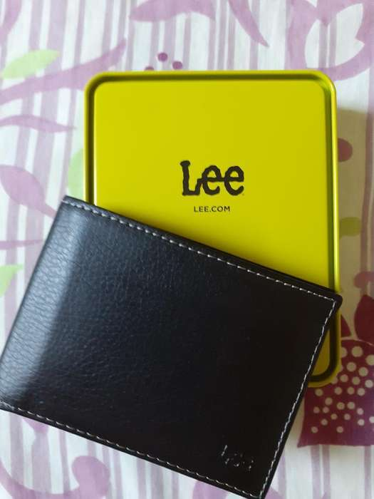 Billetera Lee Original Black