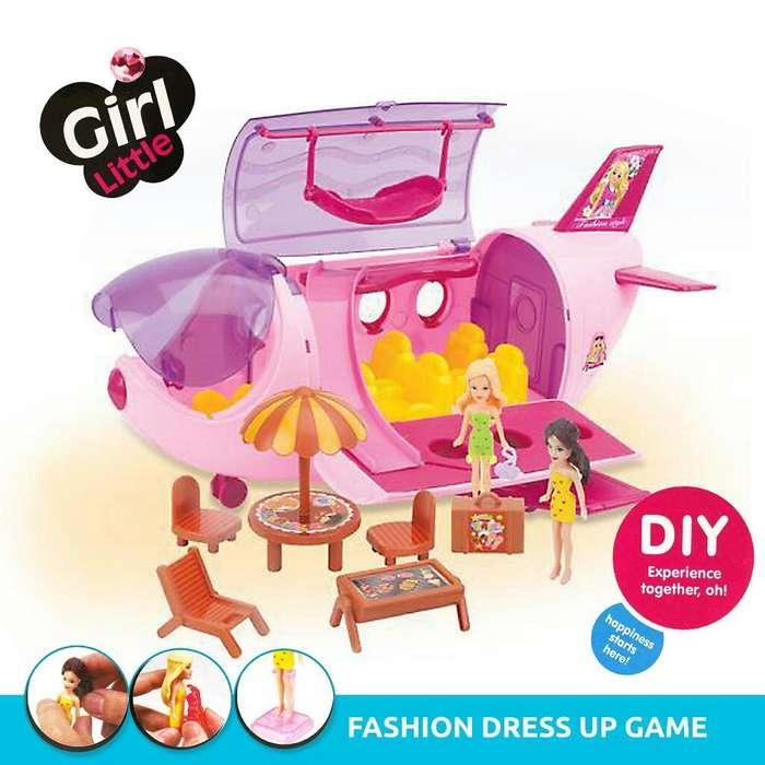 Avion Fashion de Lujo