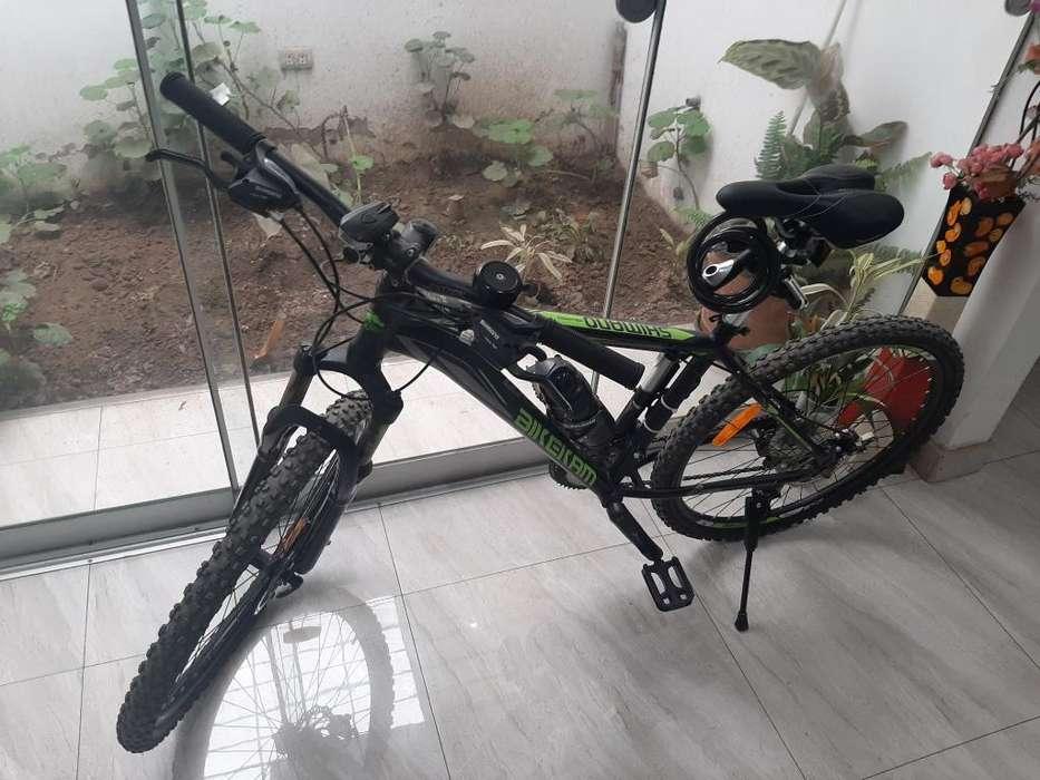 Bicicleta Montañera Shimano Full Aro 26