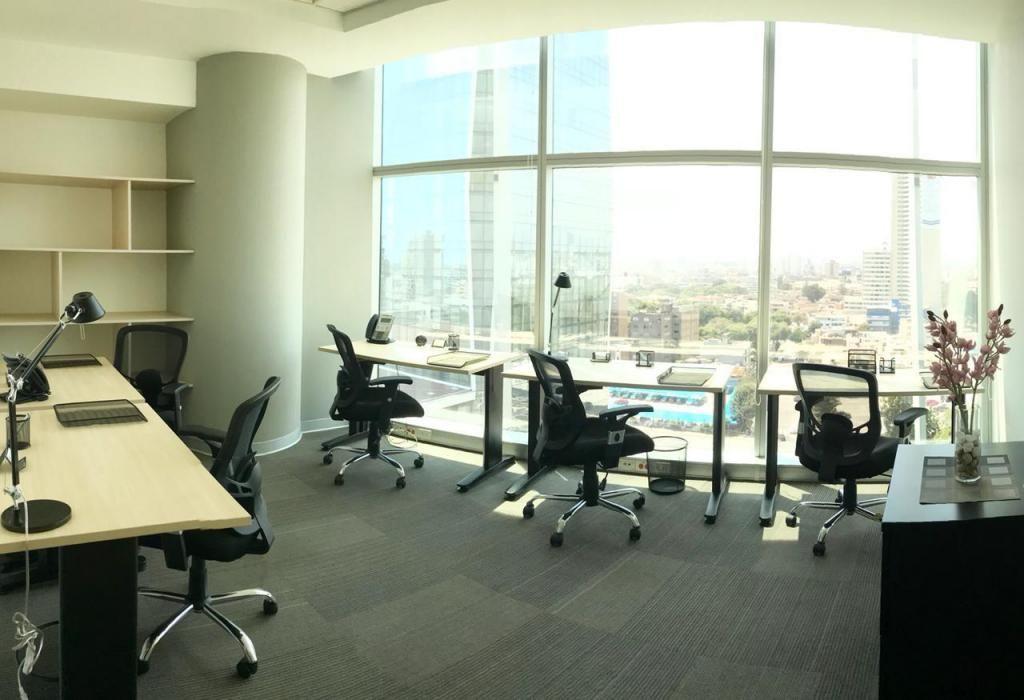 Alquilo oficinas San Isidro, (todo incluido)