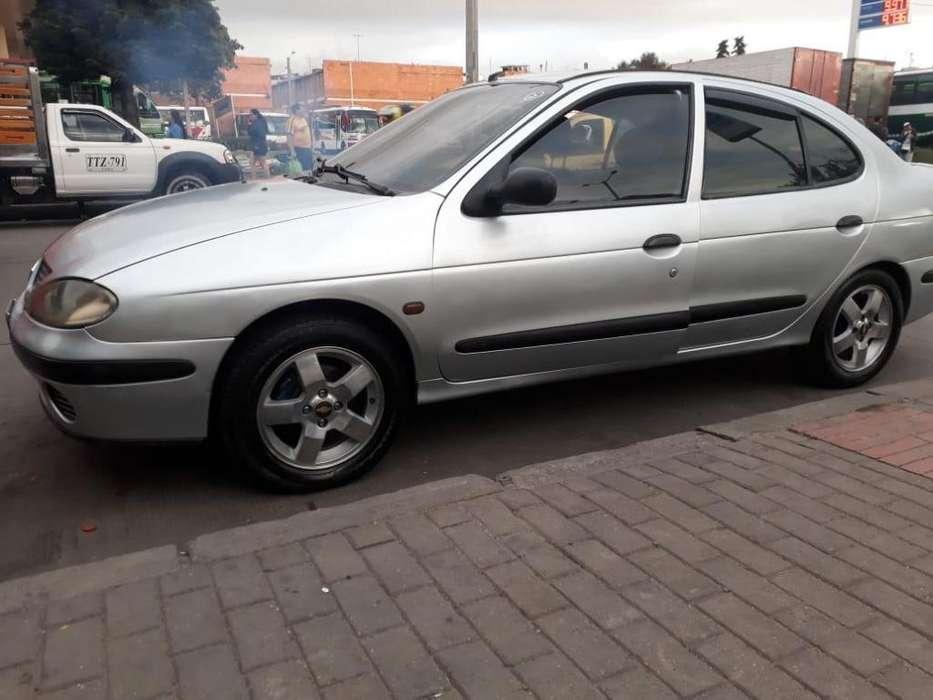 Renault Megane  2000 - 260 km