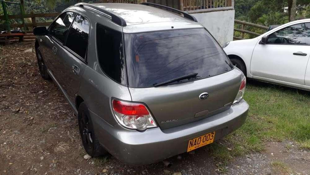 Subaru Impreza 2007 - 200000 km