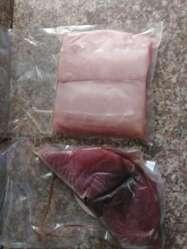 Filete de Pescado Empacado Al Vacio