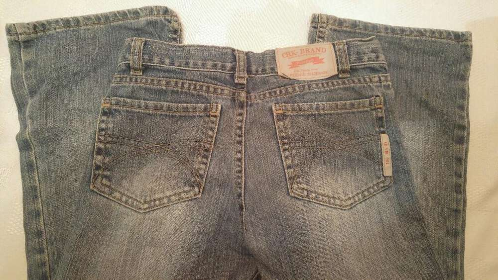 Jeans Nene T 8 <strong>cheeky</strong>
