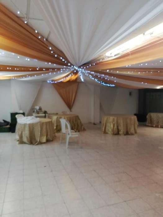 Salon para Todo Tipo de Eventos