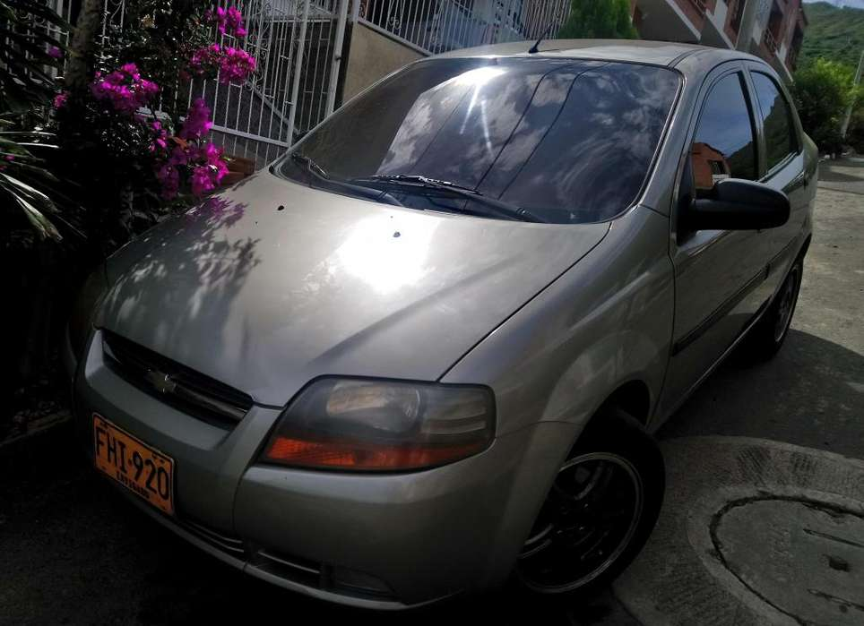 Chevrolet Aveo 2009 - 122000 km