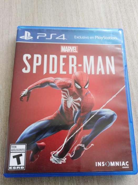 Vendo Spiderman Sp4