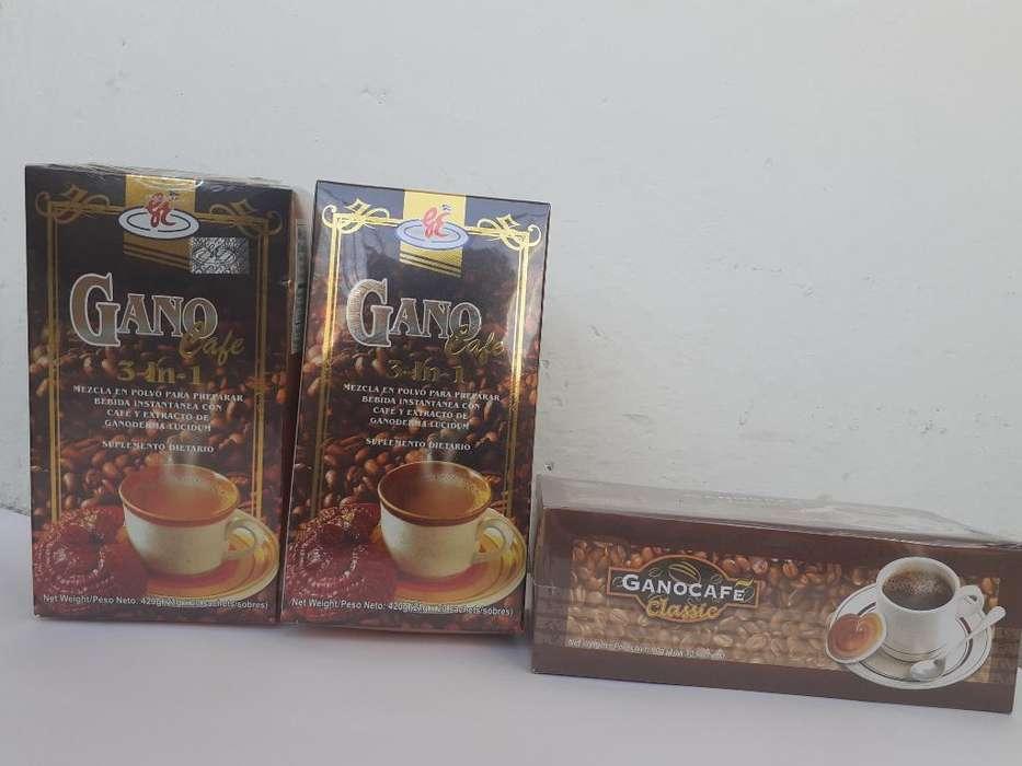 Combo Gano Café X 3 Cajas