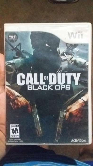 Call Of Duty Black Ops para Wii