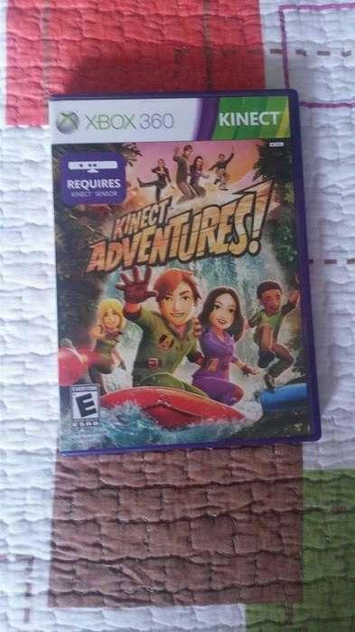 Juego Xbox 360kinect Adventures