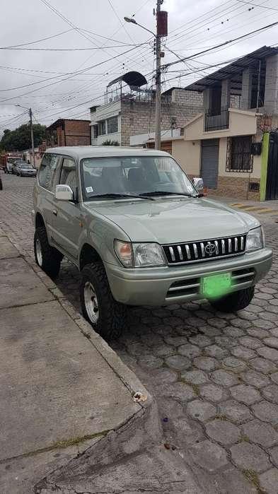 Toyota Prado 1999 - 290000 km