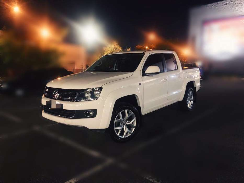 Volkswagen Amarok 2015 - 69000 km