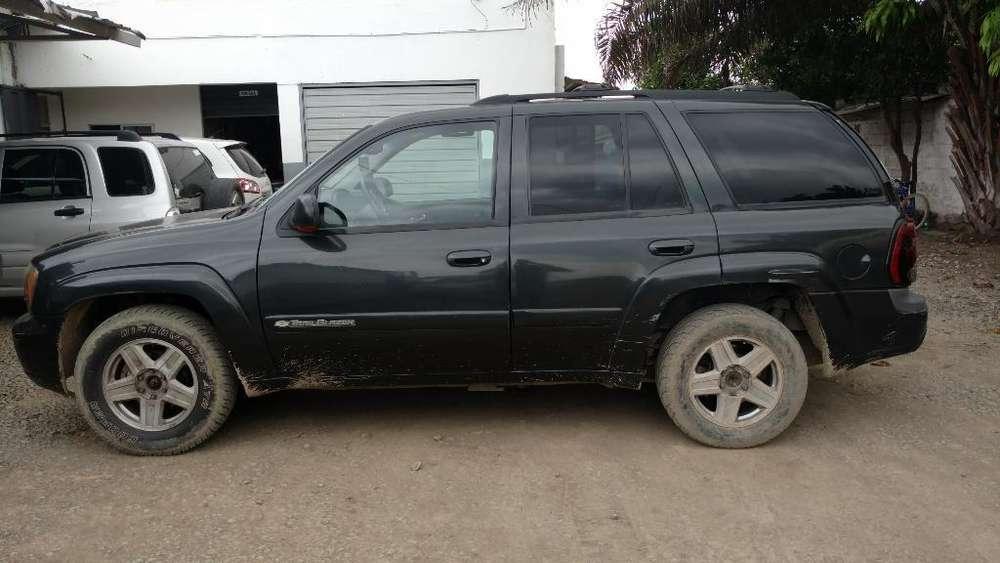 Chevrolet Trailblazer 2005 - 360000 km